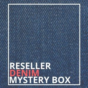 MYSTERY BOXES | Reseller Denim Jean Boxes